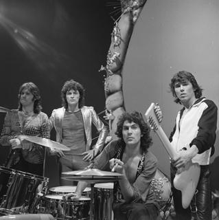Golden Earring Dutch rock band