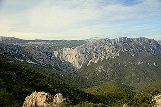 Supramonte - Gorroppu Canyon