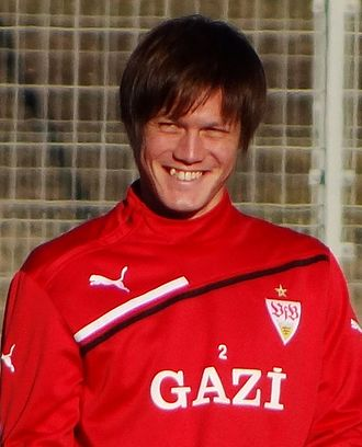 Gōtoku Sakai - Sakai with Stuttgart in 2012
