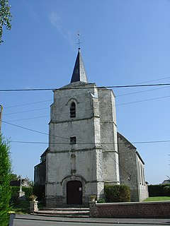 Gouy-Servins Commune in Hauts-de-France, France