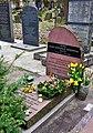 Grób Adiny Blady-Szwajgier na cmentarzu żydowskim w Warszawie 2017.jpg