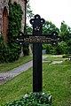 Grabkreuz Luise Schliemann, Friedhof Ankershagen.jpg