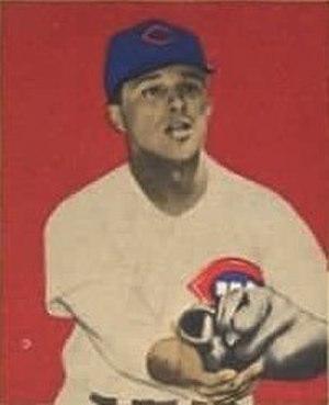 Grady Hatton - Hatton's 1949 Bowman Gum baseball card