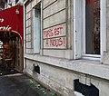Graffitis avenue Kléber - Gilets jaunes 6.jpg