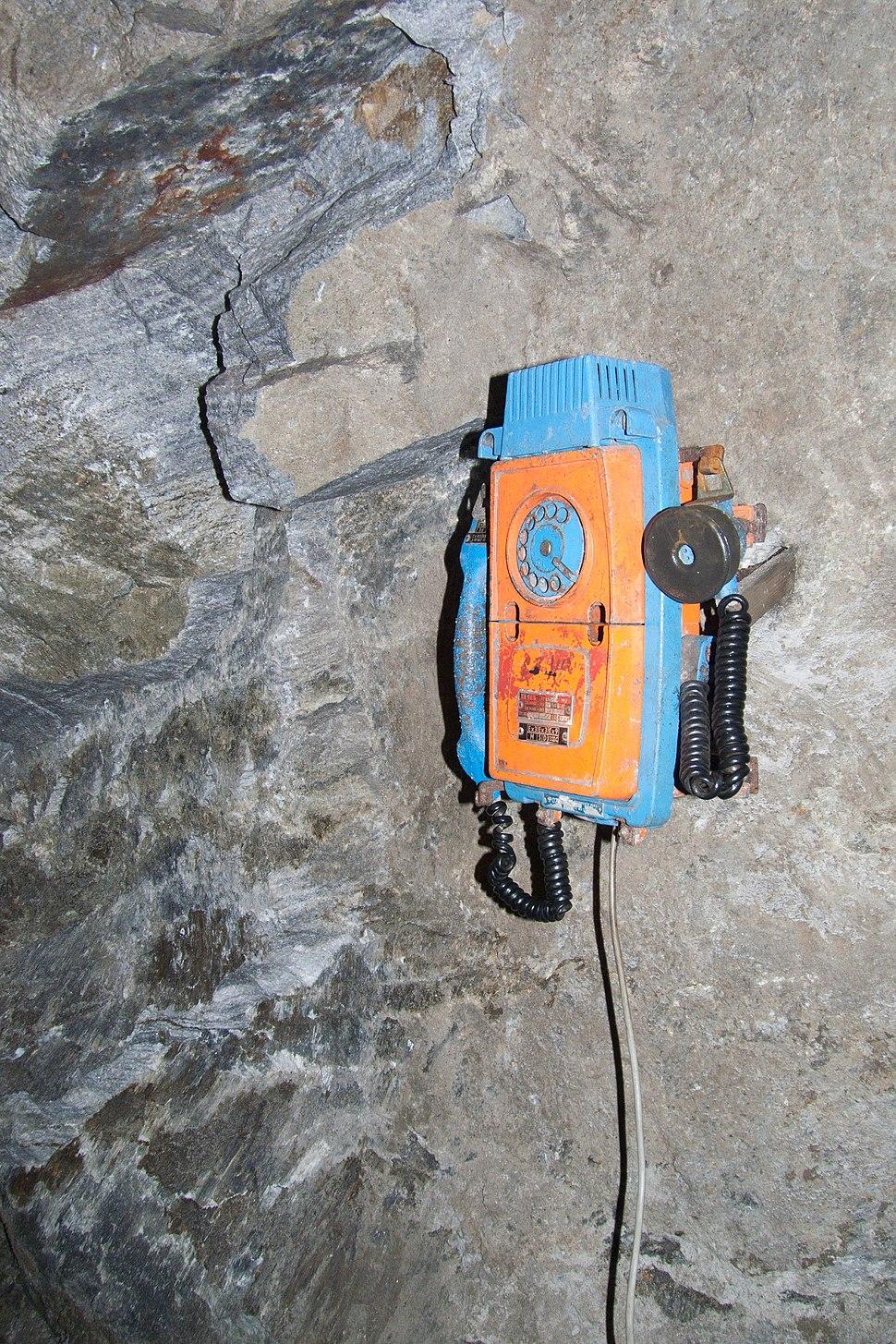 Grafitový důl ČK 20
