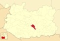 Granátula de Calatrava municipality.png