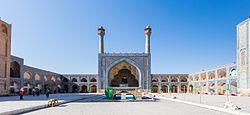 Gran Mezquita de Isfahán, Isfahán, Irán, 2016-09-20, DD 27.jpg