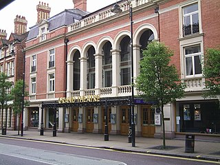 Grand Theatre, Wolverhampton Theatre in Wolverhampton, England