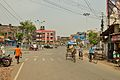 Grand Trunk Road and Jagat Banerjee Ghat Road Crossing - Kazi Para - Howrah 2014-06-15 5076.JPG