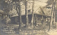 Granite Cottage, Spofford Lake, Chesterfield, NH