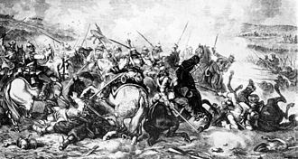 Battle of Gravelotte - Image: Gravelotte
