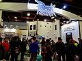 Gravity booth, Taipei Game Show 20170123.jpg