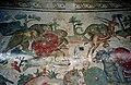Great Hunt mosaics, Villa del Casale, by Jerzy Strzelecki.jpg