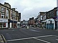 Green Lanes looking north from the traffic island at the Triangle - geograph.org.uk - 99255.jpg