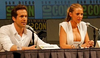 Ryan Reynolds - Reynolds and Blake Lively promoting Green Lantern in 2010; the pair married in 2012