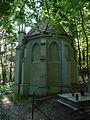 Grobowiec rodziny von Herbst w Sopocie - tył - czupirek 2013.JPG