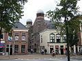 Groningen Sinagog. Synagogue in Groningen.jpg