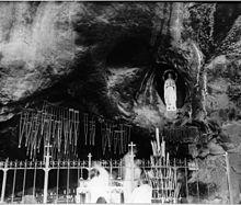 grotte massabielle - Image