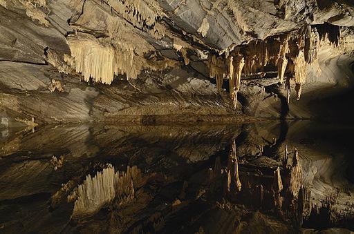 Grottes de Han Cave