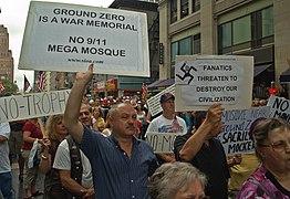 File:Ground Zero Mosque Protesters 8.jpg