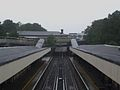 Grove Park stn high northbound.JPG