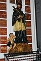 GuentherZ 2010-12-16 0020 Wien01 Kirche Am Hof Johannes-Nepomuk-Statue.jpg