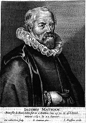 Matham, Jacob (1571-1631)