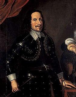 Gustav Horn, Count of Pori Swedish/Finnish politician
