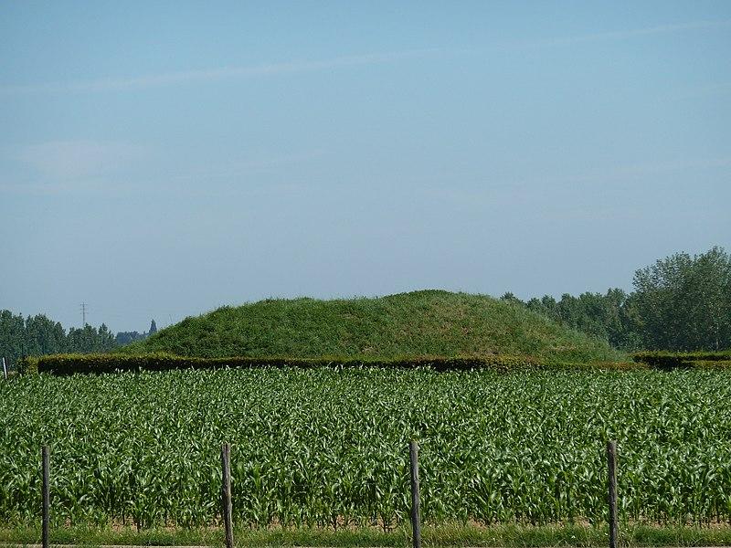 Tumulus Gutschoven, Heers, Belgique