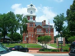 Gwinnett County Courthouse - Wikipedia