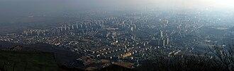 Gyeyang District - Image: Gyeyang gu Panoramic