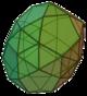 Gyroelongated pentagonal birotunda