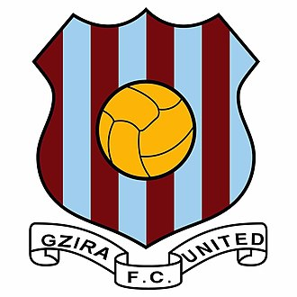 Gżira United F.C. - The Official logo for Gzira United