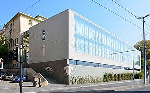 University of Lausanne - The Jules Gonin Eye Hospital, in Lausanne.