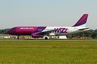 HA-LWE - A320 - Wizz Air