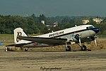 HB-IRJ Douglas DC-3A-S4C4G DC3 - Super Constellation Flyers (29961806325).jpg