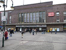 d sseldorf hauptbahnhof wikipedia. Black Bedroom Furniture Sets. Home Design Ideas