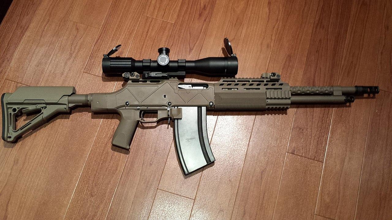 M1918 Browning Automatic Rifle - Wikiwand