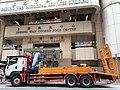 HK SWCC 上環市政大廈 Sheung Wan Municipal Services Building facade Sunday morning October 2019 SS2 01.jpg