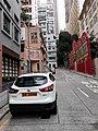 HK SW 上環 Sheung Wan 普仁街 Po Yan Street near 東華醫院 Tung Wah Hospital Group 物業 TWGH building October 2020 SS2 01.jpg