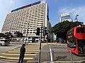 HK TST 尖沙咀 Tsim Sha Tsui 梳士巴利道 Salisbury Road Star House Canton Road yellow road mark January 2020 SS2.jpg