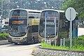 HK Tai Po District KMBus 275R view June 2018 IX2 (11) Yuen Shin Road 73X 307 Bus.jpg