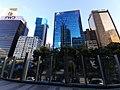 HK WCN 灣仔北 Wan Chai North 港灣道 Harbour Road 灣景中心 Causeway Centre view 138 Gloucester Road 聯合鹿島大廈 Allied Kajima Building n 城市中心大廈 City Centre Building July 2020 SS2 02.jpg