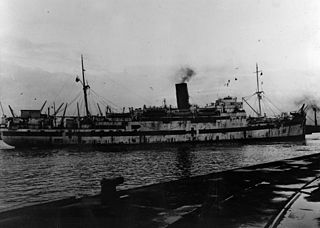 RMS <i>Nova Scotia</i> (1926) Sunken ship from the UK