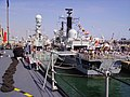 HMS Gloucester at Meet Your Navy weekend - geograph.org.uk - 1322163.jpg