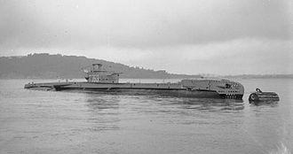 HMS Truncheon (P353) - Image: HMS Truncheon