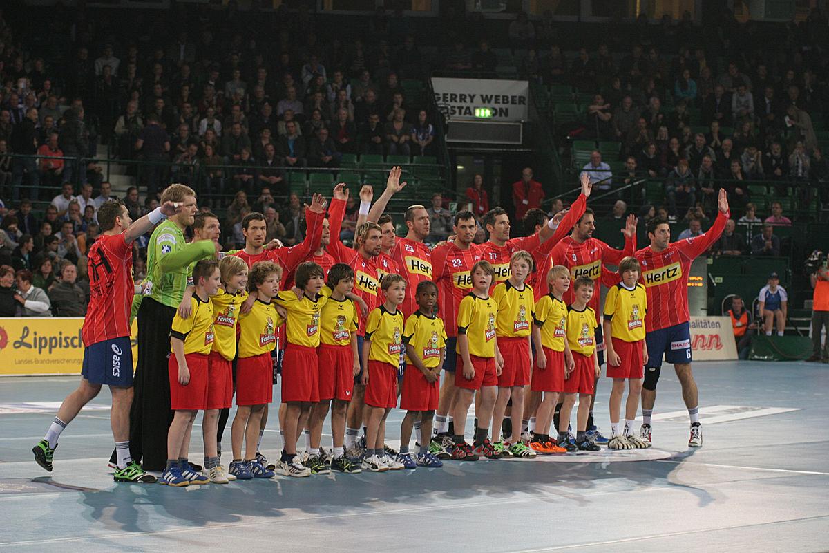 hsv hamburg handball