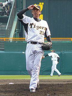 Kyuji Fujikawa Japanese baseball player