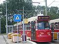 HTM 3093 Tram 19 Delft Tanthof.JPG
