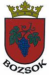 Huy hiệu của Bozsok